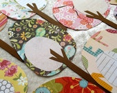 Paper Trees - Friendly Forest Flirty Foliage Collection