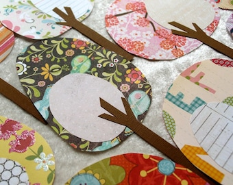 Paper Trees - Flirty Foliage Collection