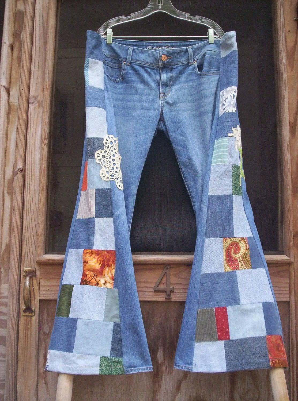 Women S Flare Leg Jeans