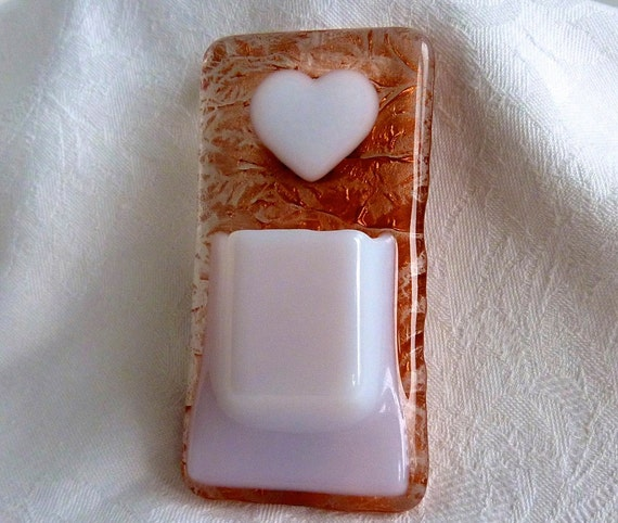 Sweetheart Glass Pocket Magnetic Vase