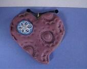 SALE - Dorothy Heart Pendant - SALE