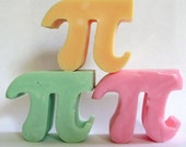 Assorted Fruit Pi Soaps