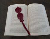 Sale- Cranberry Pineapple Bookmark
