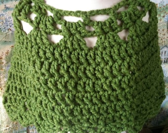 Crochet Pattern Shawl Shrug The Honeycomb Stole Quick and Easy...only 10 rounds