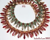 PDS Necklace Exclusively PDF Beading tutorial for personal use only