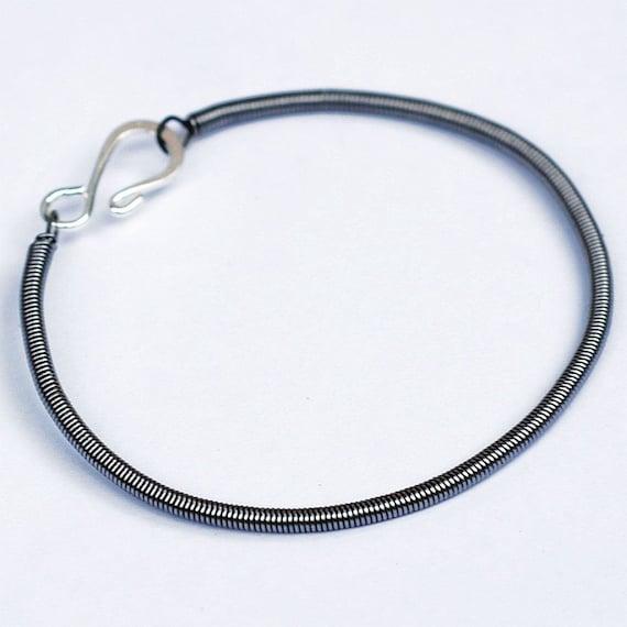 Bass Guitar String Bracelet