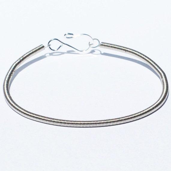 guitar string bracelets bass string bracelet. Black Bedroom Furniture Sets. Home Design Ideas