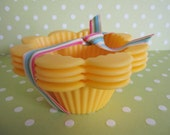 Spring SALE - Wilton Silicone Baking Cups for Real and Pretend Baking