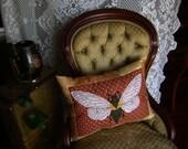 Cicada Pillow