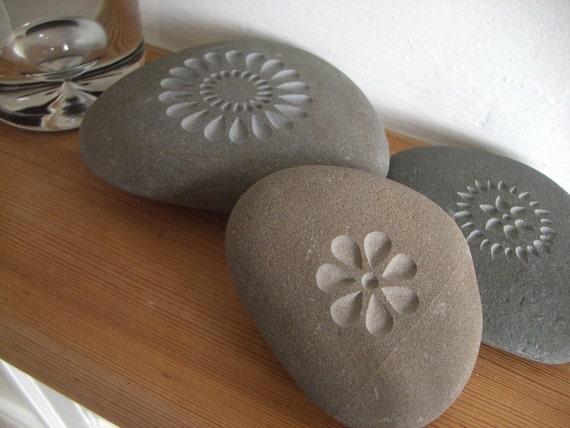 Sets of three - flowers
