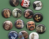 Horror Buttons You pick any SIX