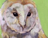 The Barn Owl ORIGINAL