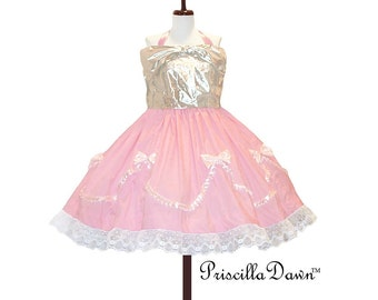 Sweeter than a Cupcake Costume Dress ------- Custom in your size