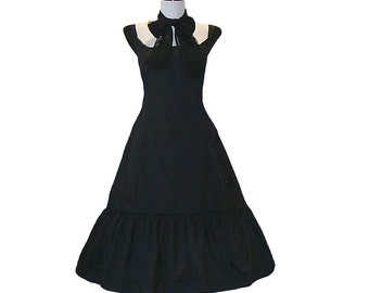 Little black dress custom in your size