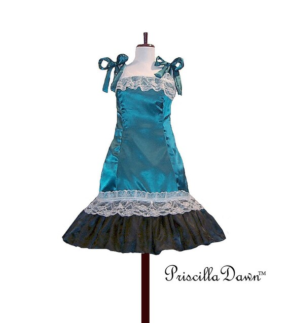 CUSTOM Made In Your Size and Color Formal Swish Lolita Dress