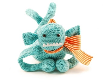 Frances The Charismatic Monster Knitting Pattern Pdf INSTANT DOWNLOAD
