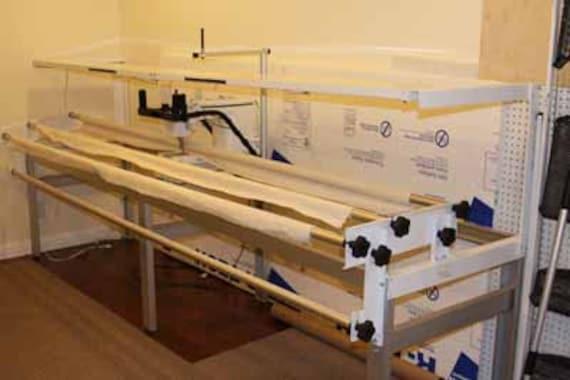 husqvarna longarm quilting machine