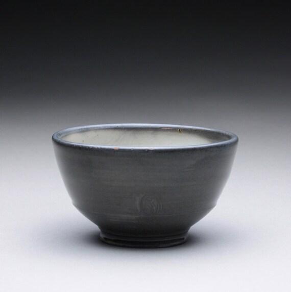 porcelain bowl with carbon trap turquoise celadon