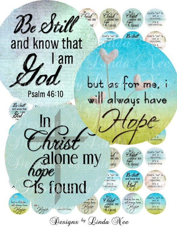 Instant Download - NEW - CHRISTian Truths (1 Inch Round) Digital Collage Sheet  Sale JESUS Truth christ dove cross sticker magnet button