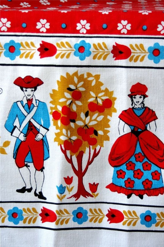 Early American History Tablecloth