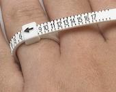 Ring Sizer Plastic