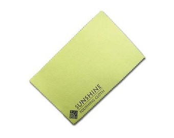 Sunshine Polishing Cloth For Gold, Silver, Brass, Copper, Jewelry, Flatware and More