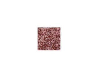 Czech Seed Beads 11/0 Strawberry Mix 17689 (6 strand hank) Glass Seed Beads, Precoisa Beads, Round Seed Beads, Rocaille Bead, Glass Bead