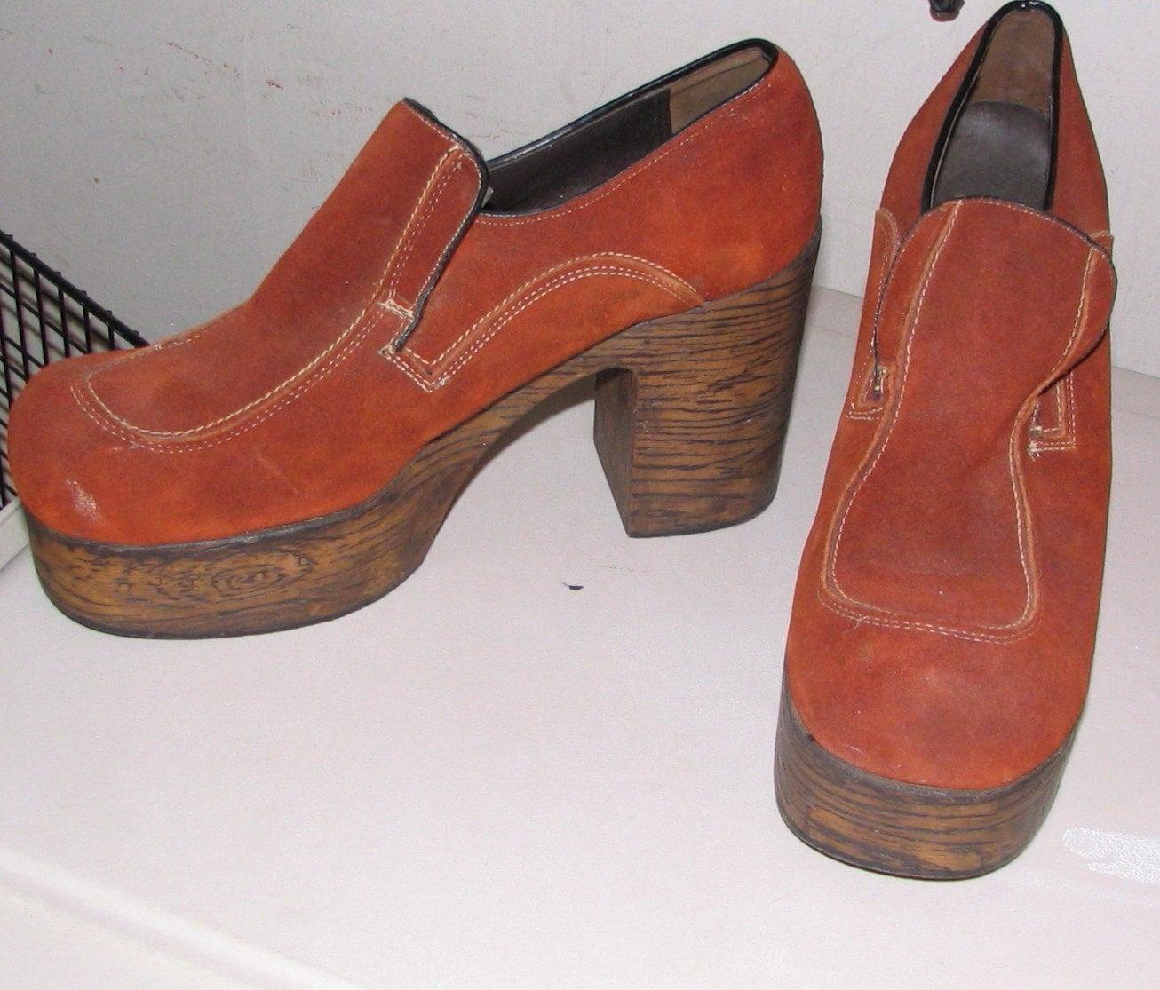 pimp a licious vintage s platform shoes
