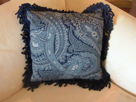 RALPH LAUREN Designer Fabric Pillow
