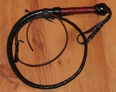3-Foot Bullwhip - custom made