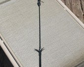 Custom Feathered Riding Crop