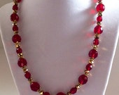 Special listing for Marjean C. Listing is for Necklace and earrings.
