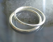 Minutiae Rings - Sterling Silver (2)