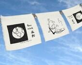 World of Peace-Peace Decor-Imagine-Peace-Earth-both sides-Earth & Dove design-3 Prayers For A World of Peace-Mahatma Gandhi-Peace on Earth