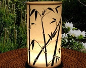 Candle Holder-Shoji Candle Lantern-Home & Living decor-bamboo motief-Garden Gifts-indoor lighting-outdoor lighting-Weddings-al fresco dining