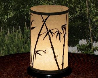Shoji Candle Lantern-Bamboo design-Garden Decor-Candles & lighting-indoor lighting-dragonfly- entertaining-al fresco- poolside lighting-gift