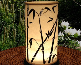Candle Holder-Shoji Candle Lantern-Large Bamboo-Home & Living decor-Garden Gifts-indoor lighting-Weddings