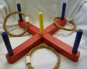 Ring Toss - Red Base