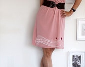 Dusty Pink Knee length Dress-The Kite Runner-size Medium