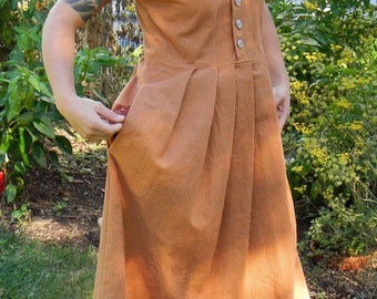 SALE Striped Mina Dress (S)