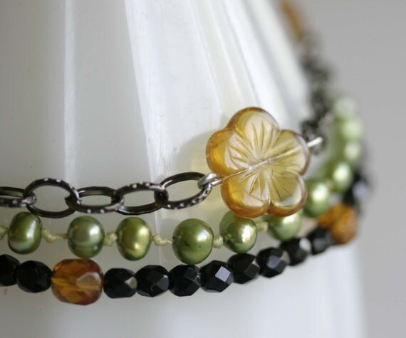 Fall Collection...Harvest Couture Bracelet