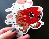 BLOODIES 4 piece STICKER PACK