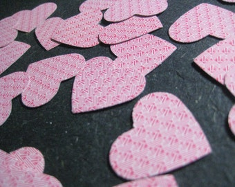 Playing Card Heart Die Cuts