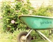 I Heart My Garden Print 5x5