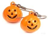 RESERVED FOR LALELITA - Halloween Earrings