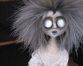 The Ghost of Helena - Art Doll