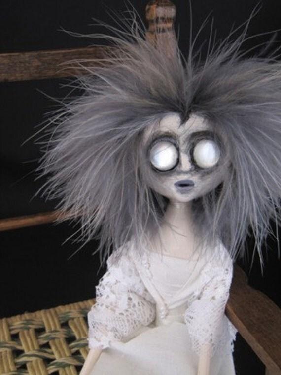 Art Doll Gift Certificate for 50 Pounds - Natasha Morgan Art Dolls