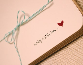 Sending Love Flat Card Set