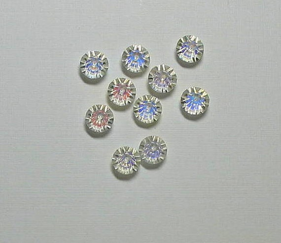 Swarovski spacer beads