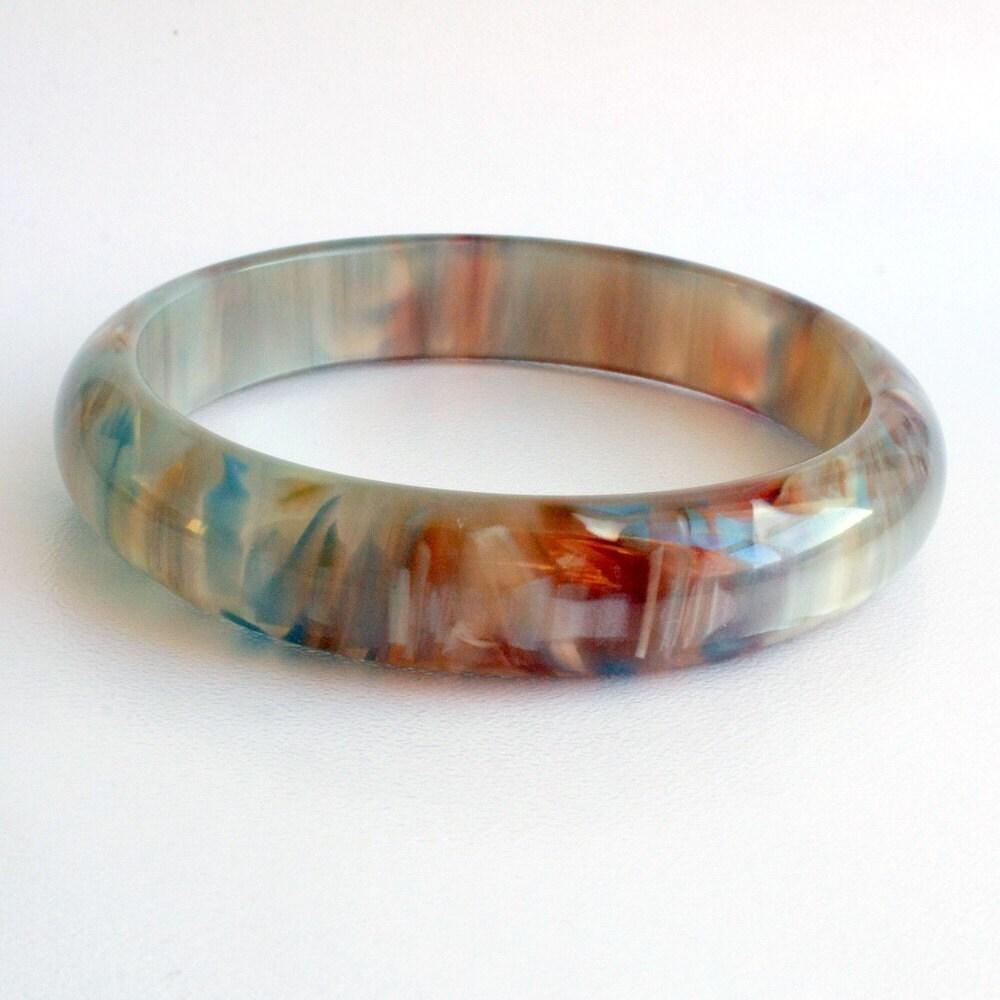 vintage bakelite bangle bracelet galalith galalithe